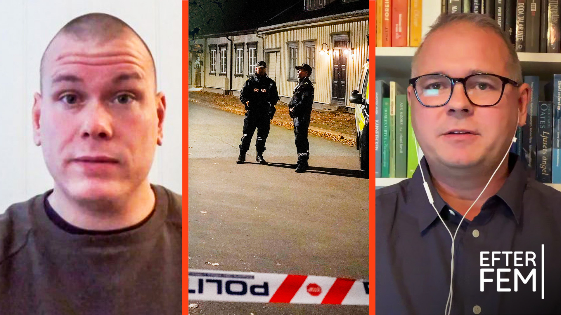 """Terrorforskaren: """"Kan vara kombination av islamistisk extremism och psykiska problem"""""""