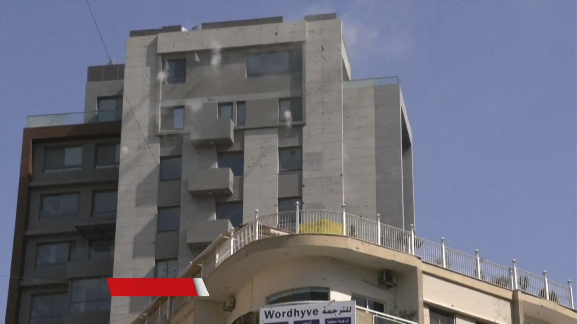 Flera döda efter att våldsamheter blossat upp i Libanon