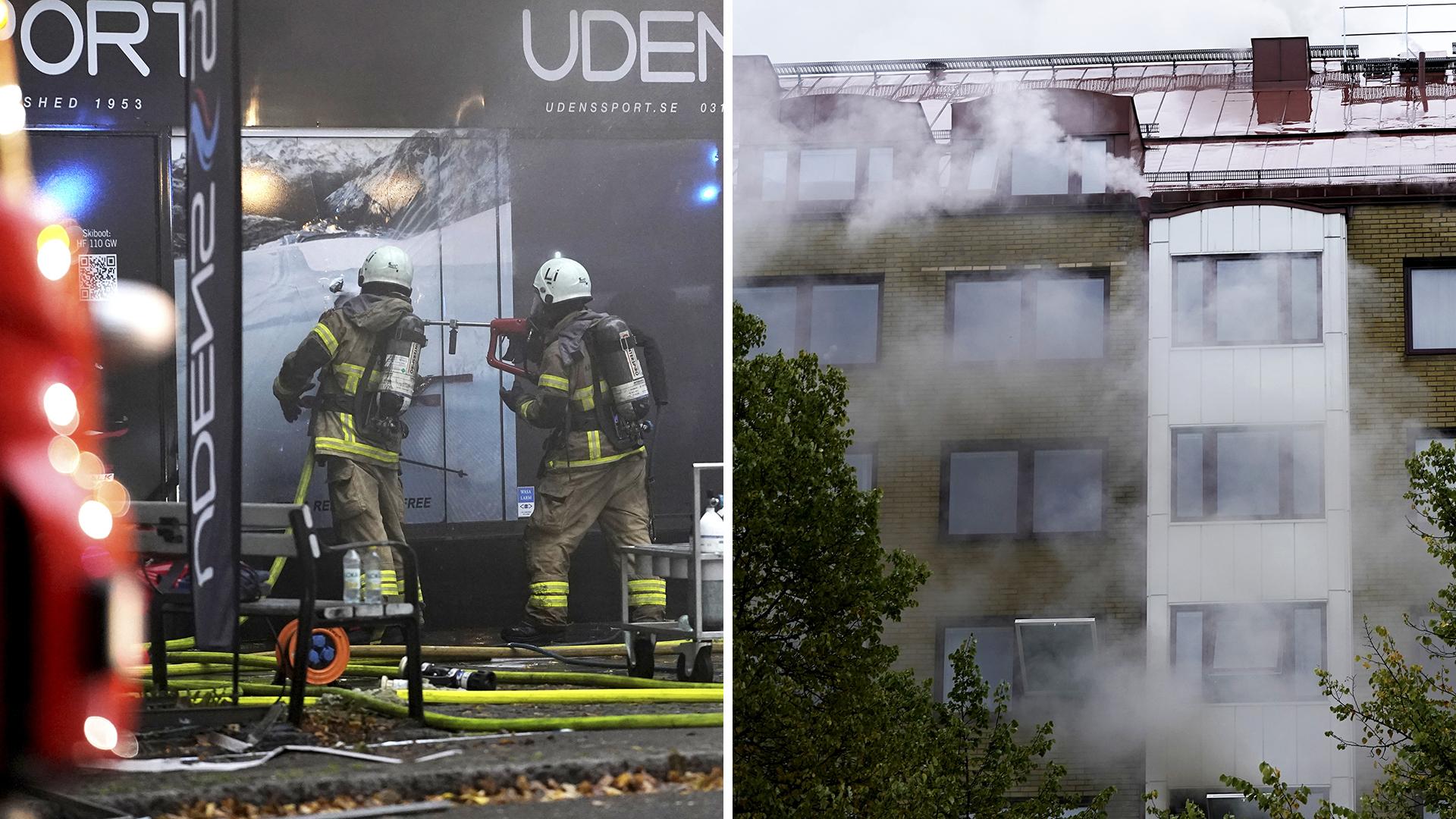 Explosionen i Göteborg: En av de skadade har avlidit av sina skador