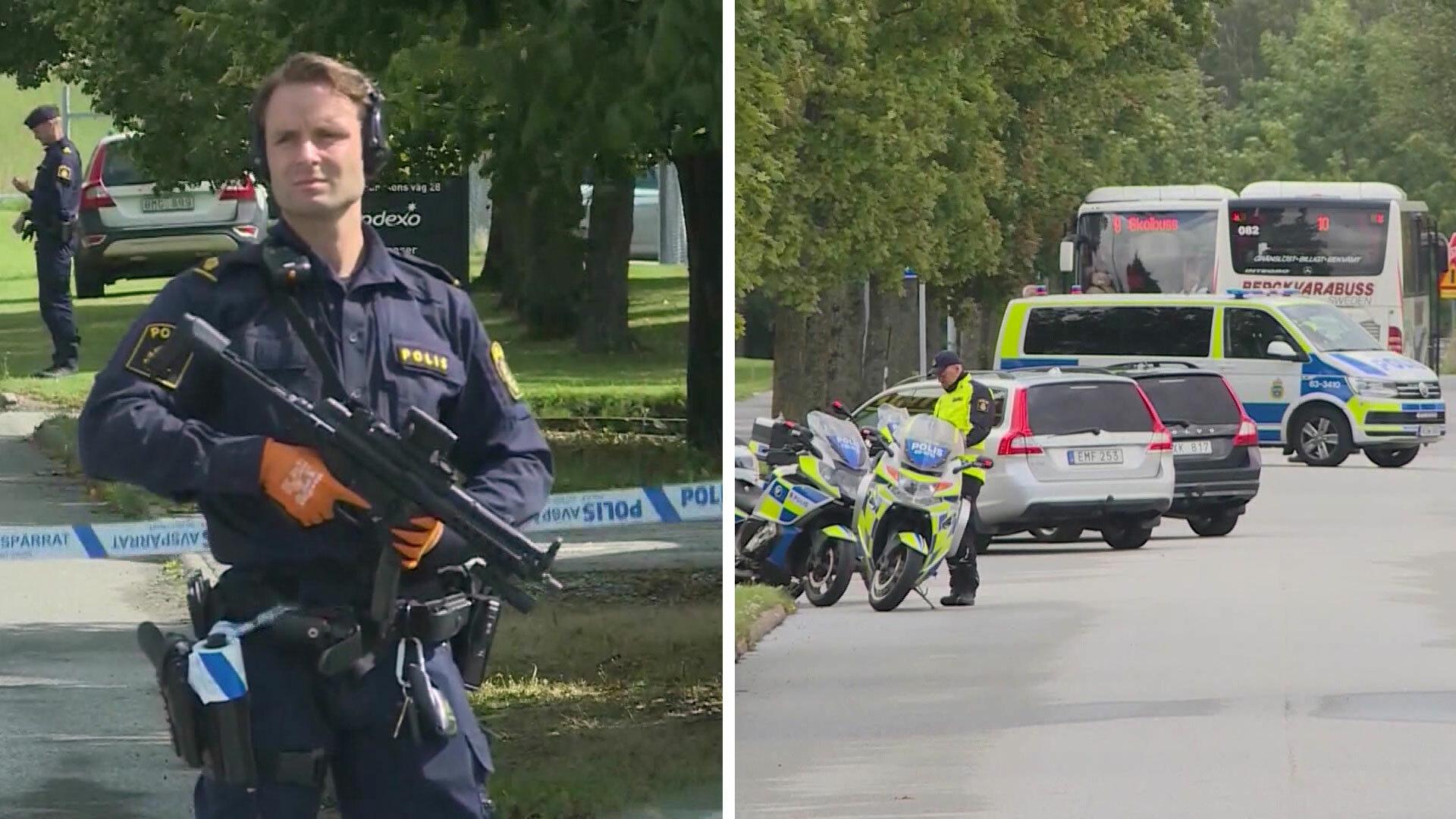 Skolattacker ska ha inspirerat 15-åring i Eslöv - livesände för att få uppmärksamhet