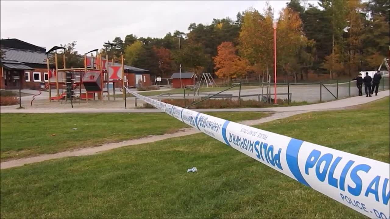 Två anhållna efter skottlossning i Eskilstuna